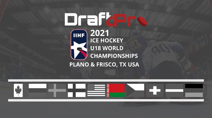 DRAFTPRO – IIHF U18 WORLDS – BELARUS U18 REVIEW