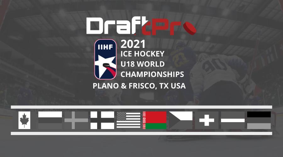 DRAFTPRO – IIHF U18 WORLDS – BELARUS U18 REVIEW