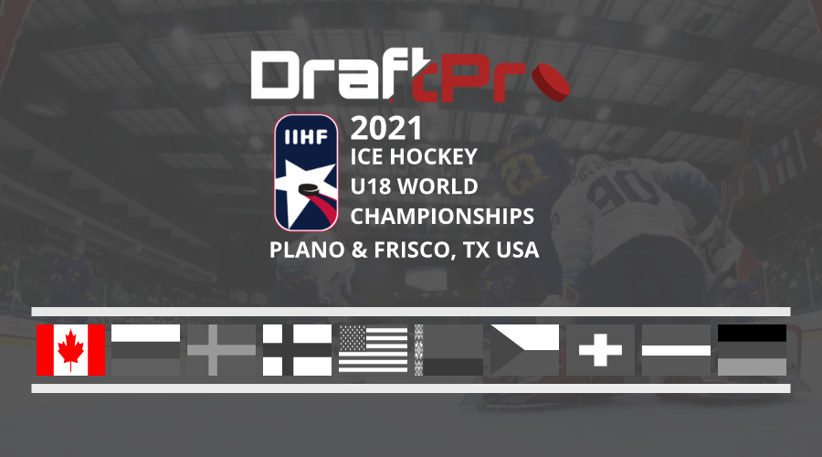 DRAFTPRO – IIHF U18 WORLDS – CANADA U18 REVIEW