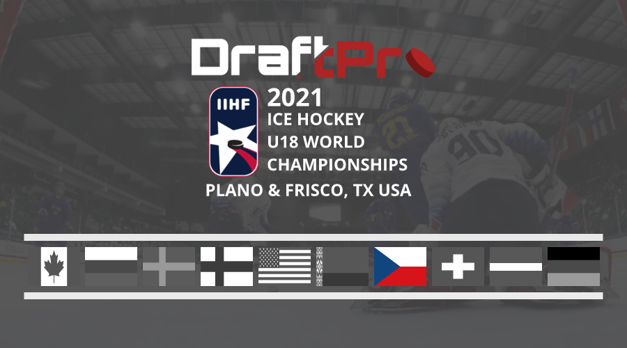 DRAFTPRO – IIHF U18 WORLDS – CZECHIA U18 REVIEW