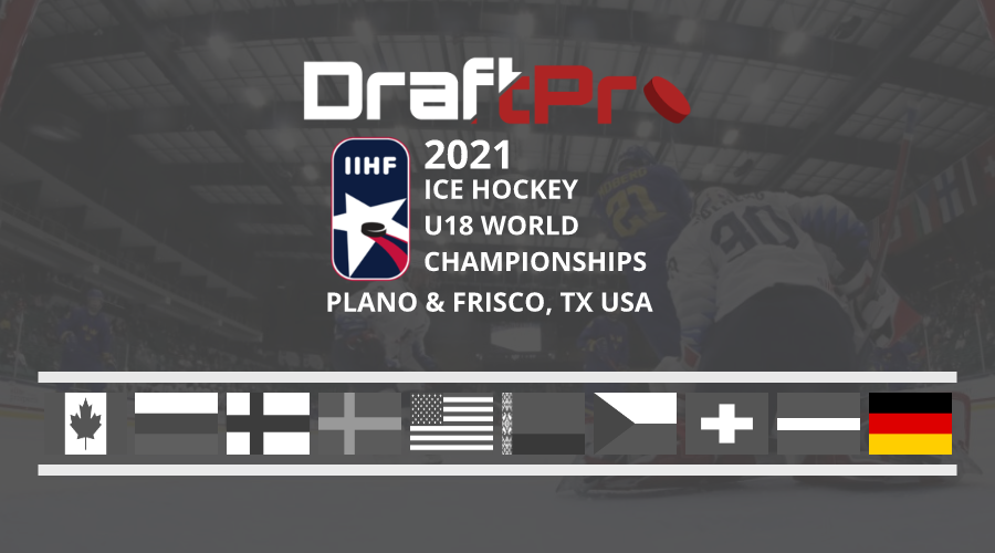 DRAFTPRO – IIHF U18 WORLDS – GERMANY U18 REVIEW