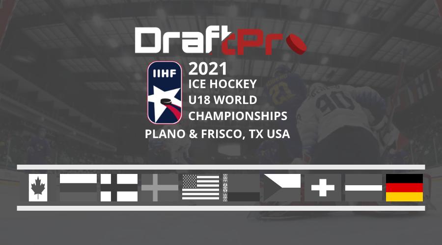 DRAFTPRO – IIHF U18 WORLDS – GERMANY U18 REVIEW
