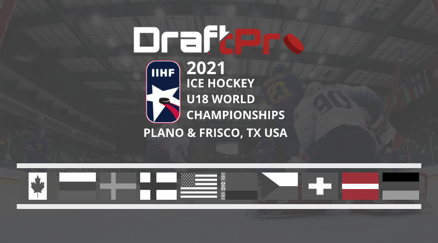 DRAFTPRO – IIHF U18 WORLDS – LATVIA U18 REVIEW