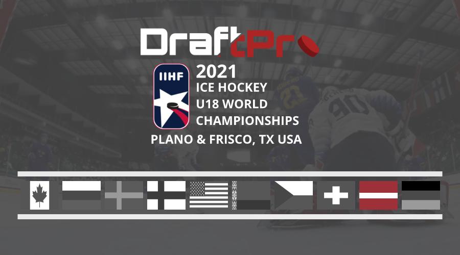 DRAFTPRO – IIHF U18 WORLDS – LATVIA U18 REVIEW