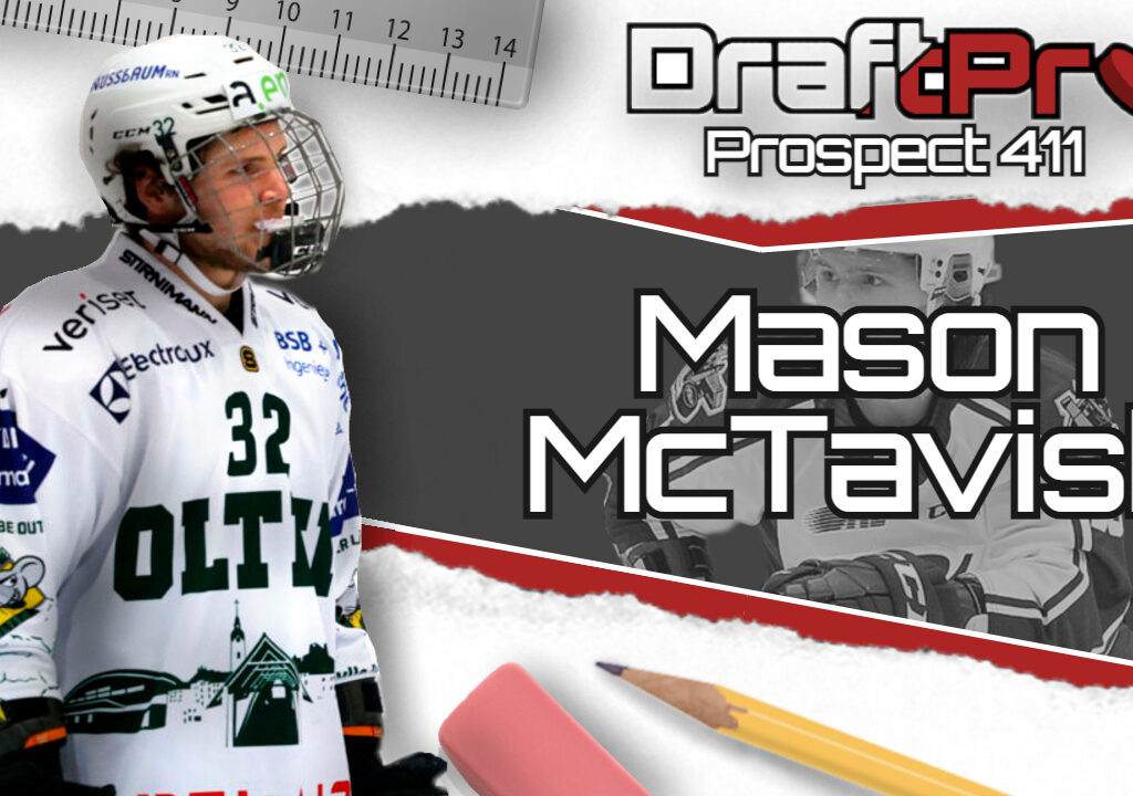 THE 411 ON MASON MCTAVISH