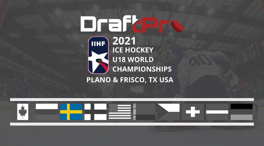 DRAFTPRO – IIHF U18 WORLDS – SWEDEN U18 REVIEW