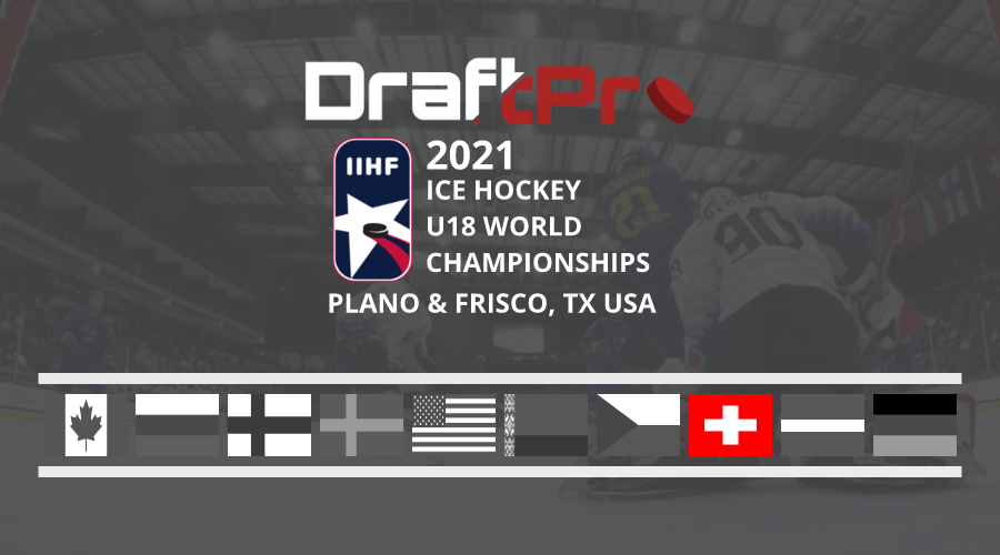 DRAFTPRO – IIHF U18 WORLDS – SWITZERLAND U18 REVIEW