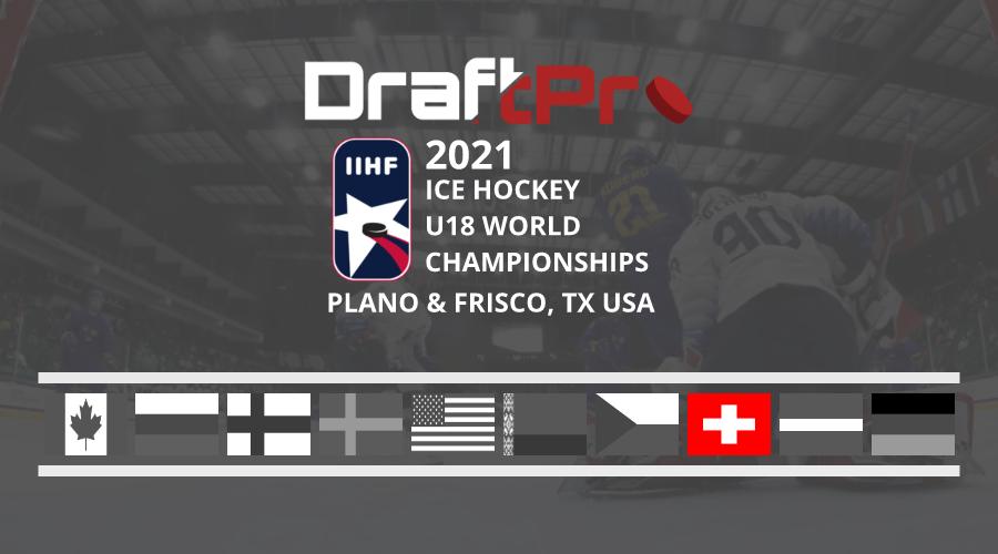 DRAFTPRO – IIHF U18 WORLDS – SWITZERLAND U18 REVIEW