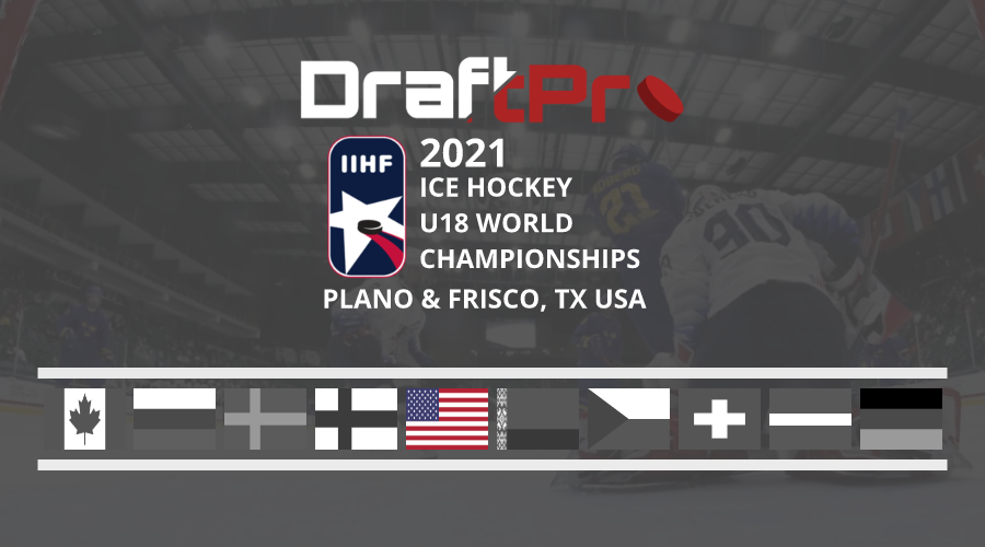 DRAFTPRO – IIHF U18 WORLDS – USA U18 REVIEW