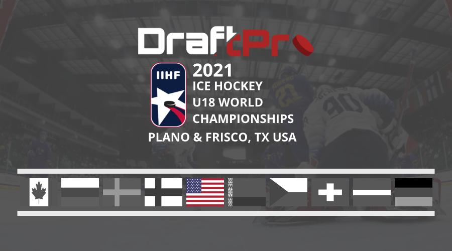DRAFTPRO – IIHF U18 WORLDS – USA U18 REVIEW