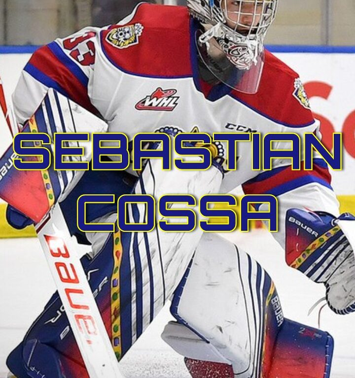 DRAFTPRO – COSSA'S CONFIDENCE AND DRIVE FUELING HIS SUCCESS