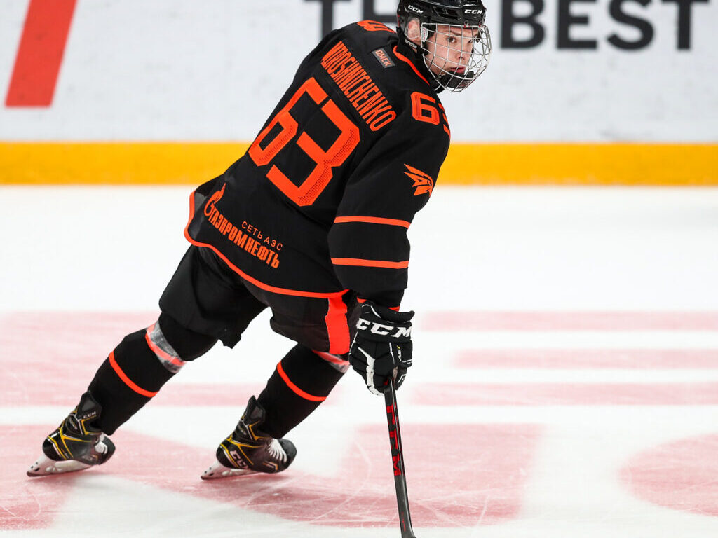 DRAFTPRO – INTRODUCTION TO THE 2022 NHL DRAFT CLASS – EASTERN EUROPE