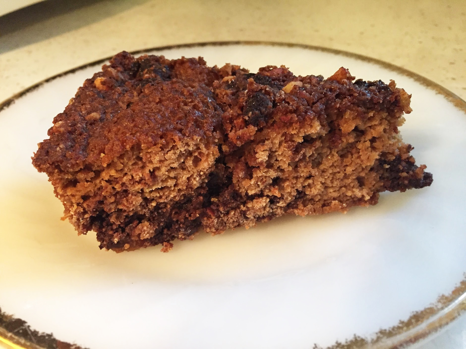 Nibs & Coffee Cake