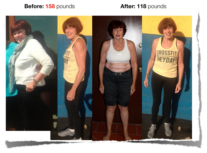 san pedro crossfit weight loss