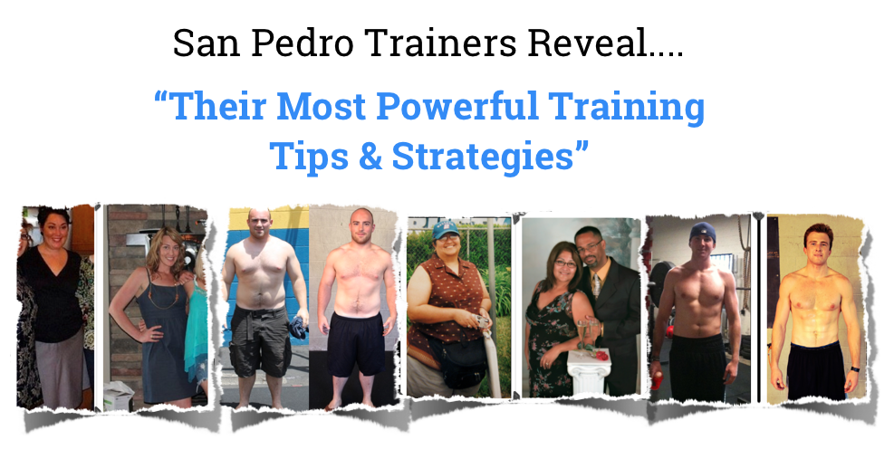 San Pedro Trainers Newsletter