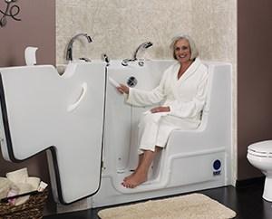 RM3 Superior Walk-In Tub