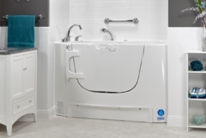 RB14 KeyLock™ Walk-In Bath Tub