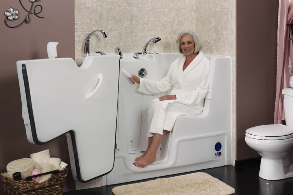 Rane Residential Walk-In Tubs