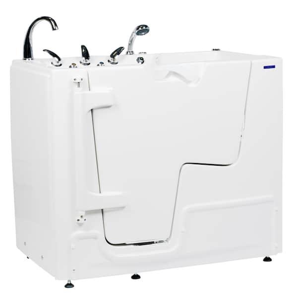 RM3 Superior Walk-In Bath Tub