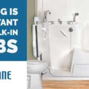 Seating is Important for Walk-in Tubs