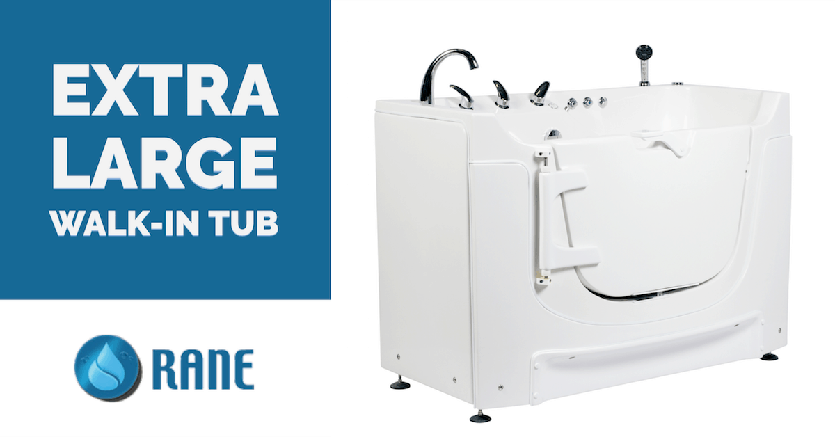 Extra Large Walk-In Tub