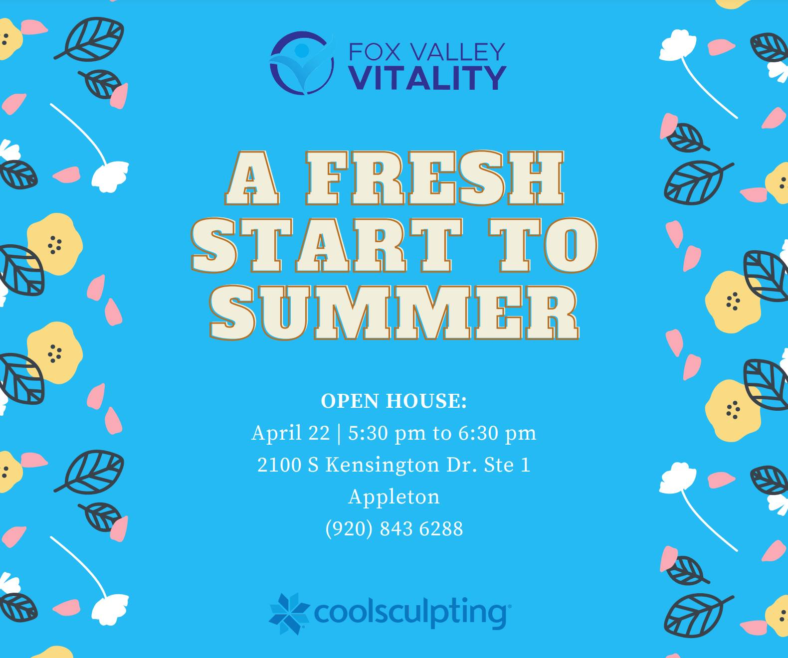 Coolsculpting- A Fresh Start to Summer