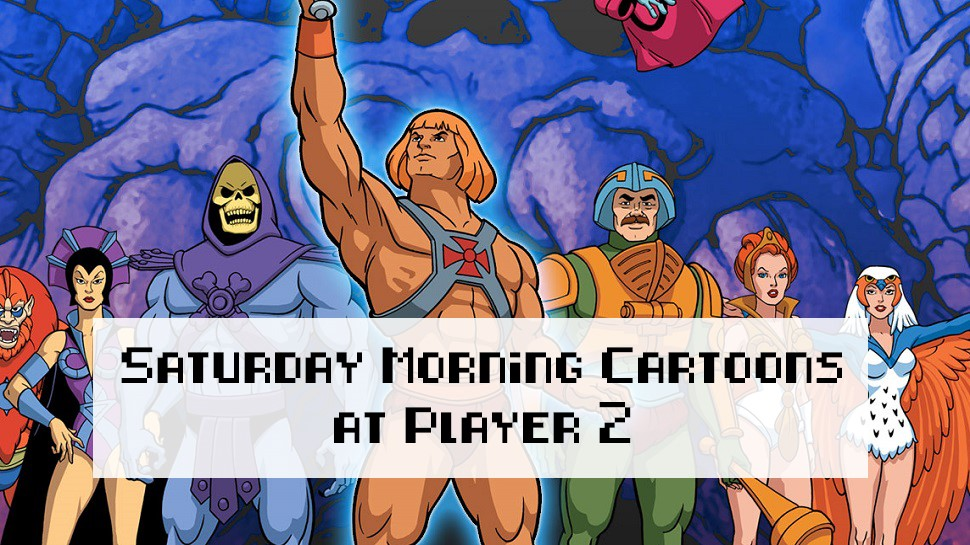 All Ages at Player 2- Saturday Morning Cartoons