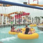 Opening Day at Pollock Community Waterpark