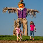 Scarecrow Festival, this is a Free event @ Christopher Farm & Gardens in Sheboygan WI