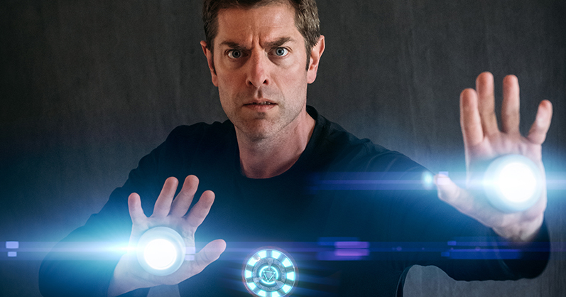 One Man Avengers @  Fox Cities Performing Arts Center / Appleton, WI