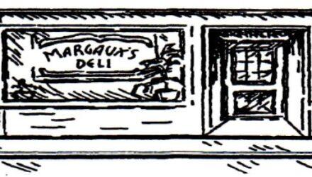 Margaux's Deli, the best deli in town!