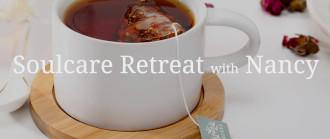 Soul Care cup of tea image