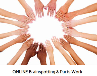 Brainspotting & parts work oct 1-3 graphic