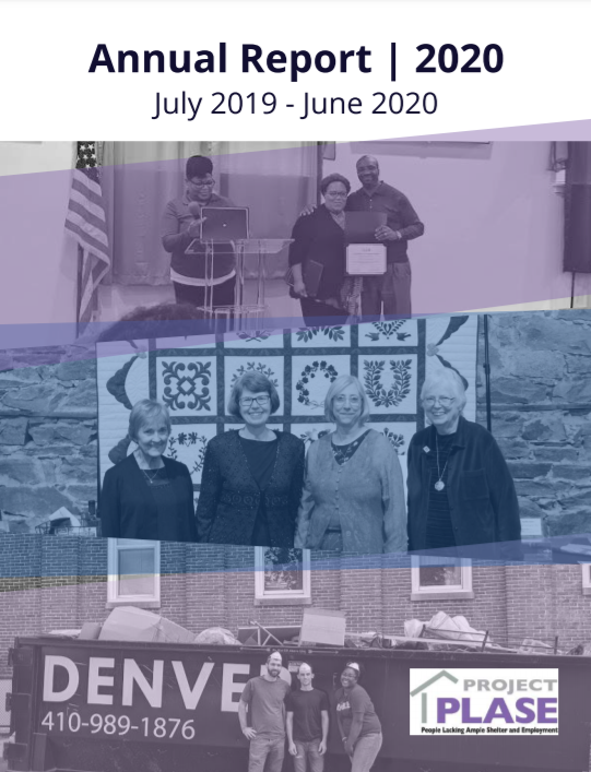 PP 2020 Annual Report Cover