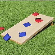 Full Cornhole Set