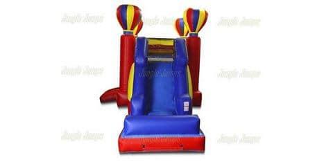 Balloon Bounce 'N' Slide Combo