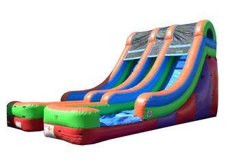 Wild Splash Water Slide