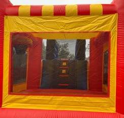 Balloon Bounce N Slide Combo