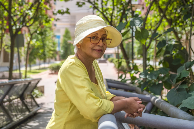 sources of stress for seniors