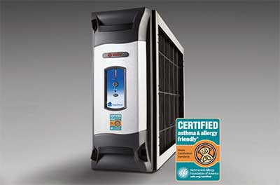 Certified Asthma Friendly AC Products by Trane