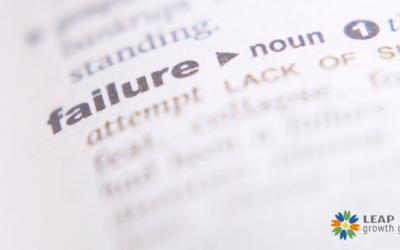 Business Owners & Entrepreneurs #2 Challenge: Fear of Failure