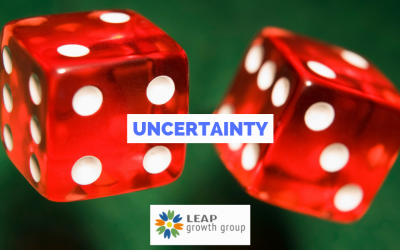 Business Owners & Entrepreneurs #3 Challenge: Fear of Uncertainty