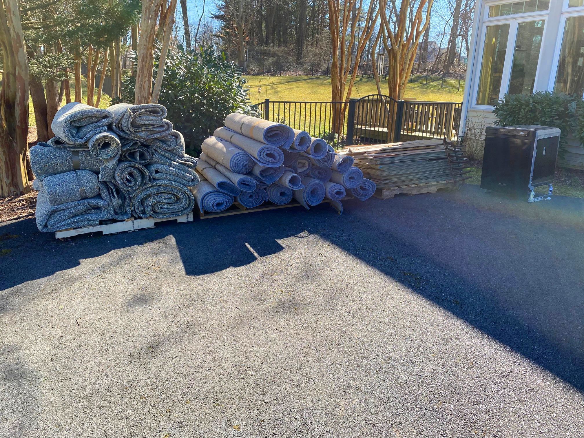 Hauling Cleanup Company in Davidsonville 21035