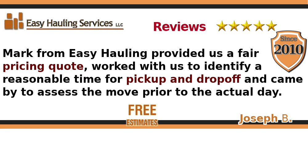Junk Hauling and demo Odenton 21113 reviews