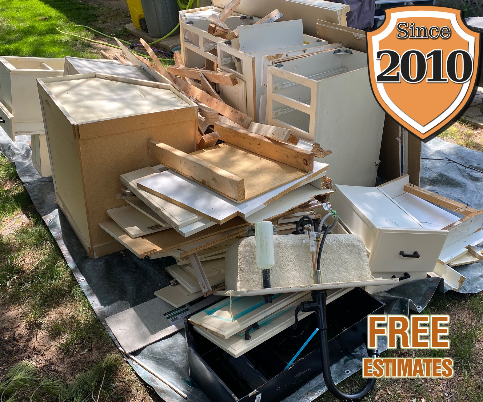 Trash Hauling Junk Removal in Odenton 21113
