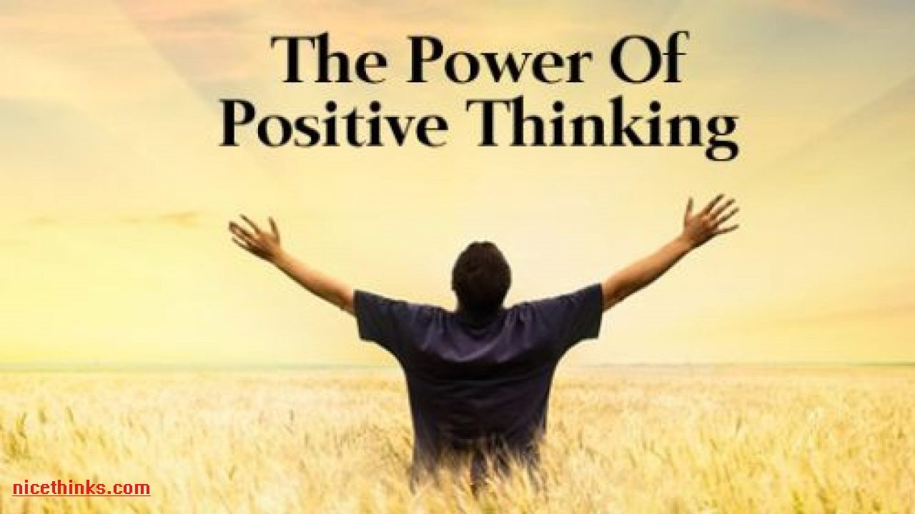 The Power Of Positive Think 2