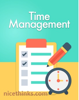 Tell kids about time management