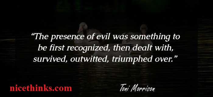 Powerful Toni Morrison Quotes