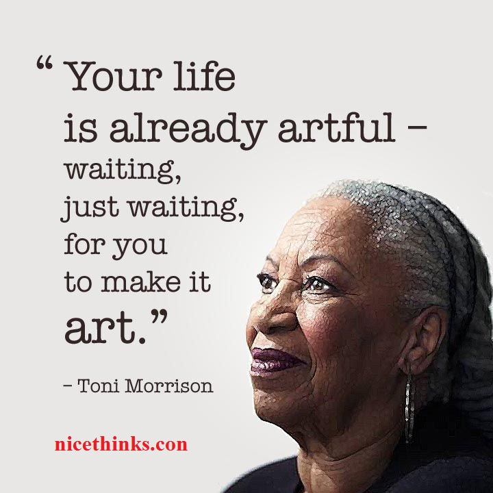 Toni Morrison is an American novelist, editor, and professor
