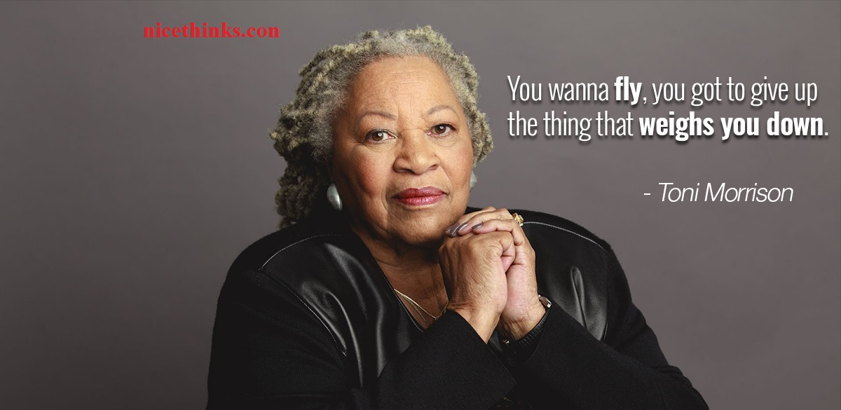 Toni Morrison quote dreams